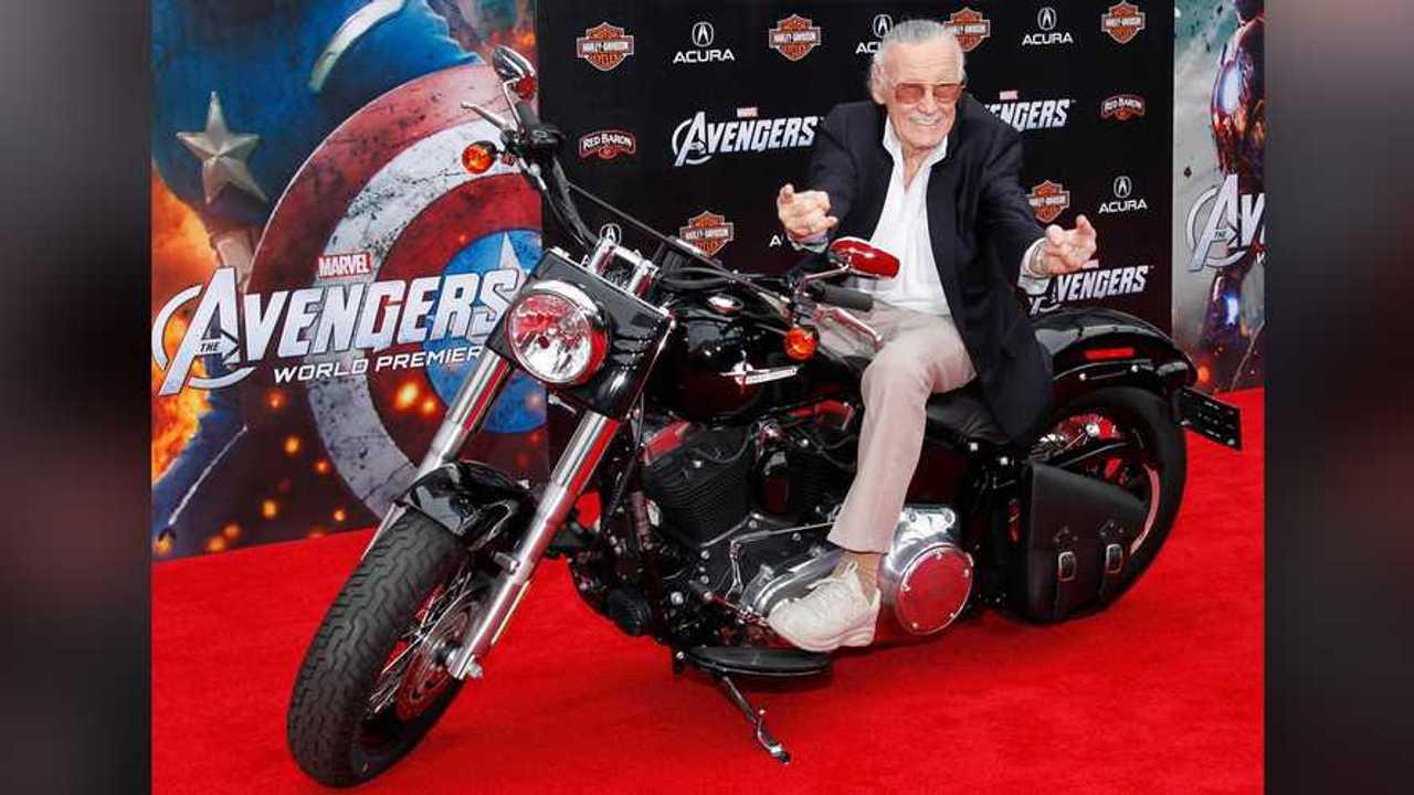 Harley-Davidson Marvel Customs Main