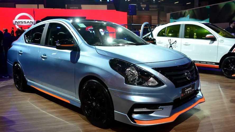 Nissan Versa S-Tech