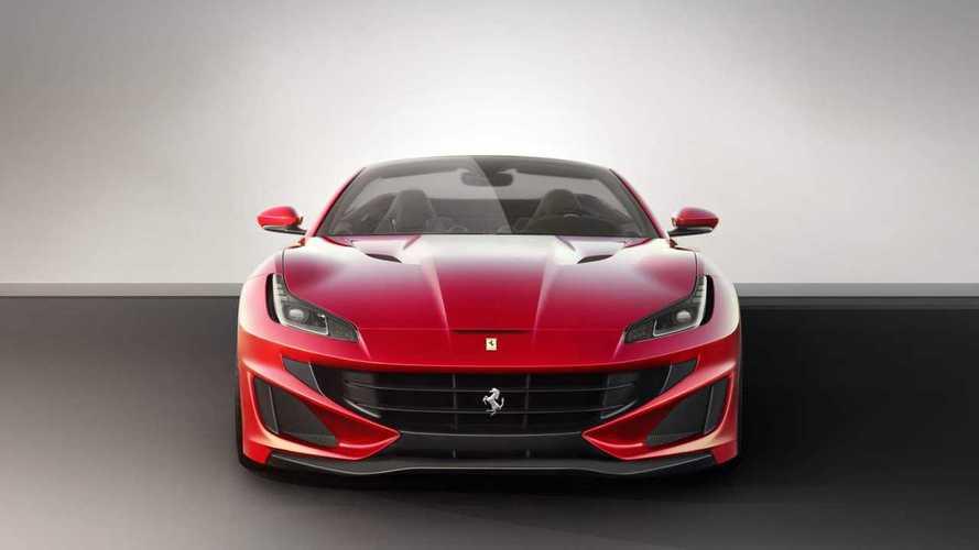 Ferrari Portofino par Loma