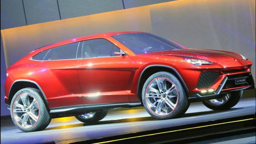Il design della Lamborghini Urus