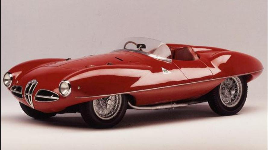 Alfa Romeo Disco Volante, l'Ufo con lo Scudo