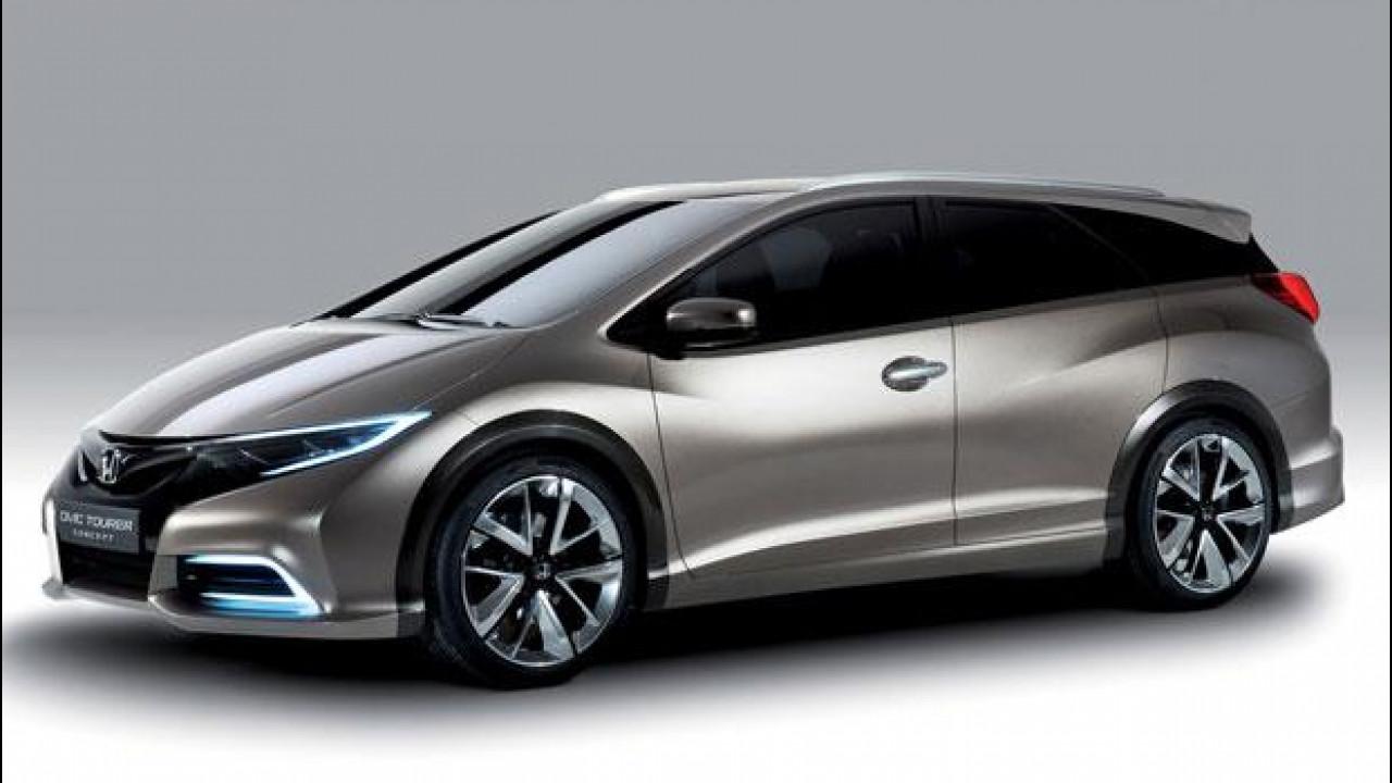 [Copertina] - Honda Civic Tourer Concept