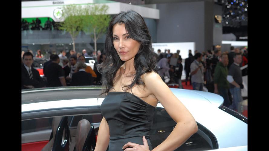 Salone di Ginevra 2011, le ragazze più belle
