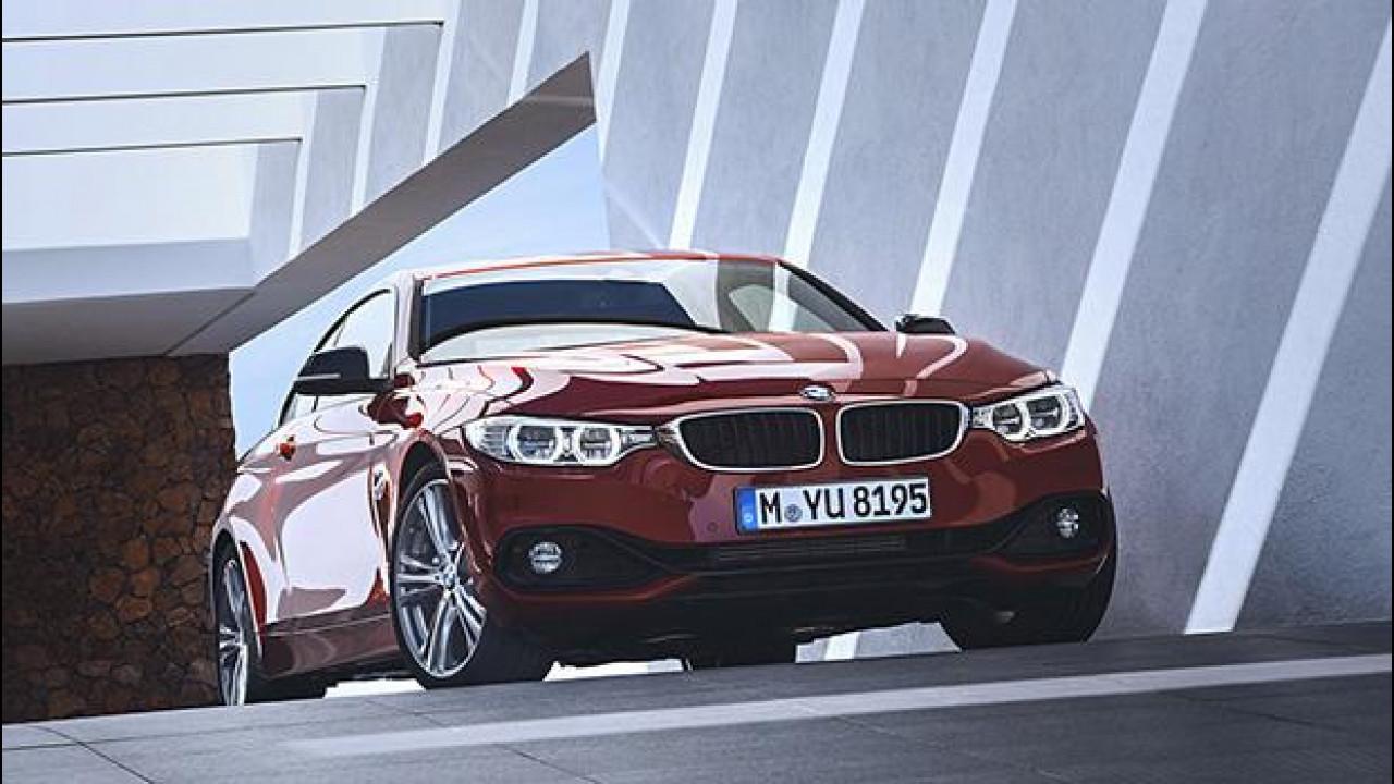 [Copertina] - BMW Serie 4 Coupé