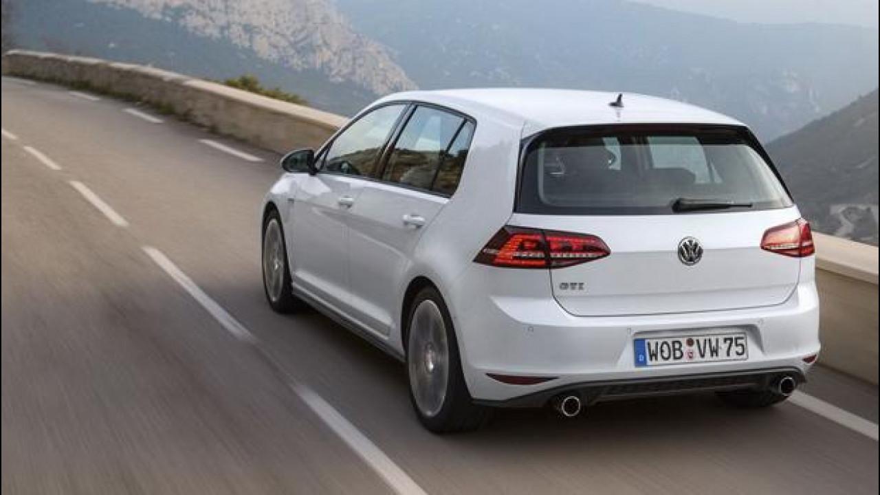 [Copertina] - Nuova Volkswagen Golf GTI 2013: i prezzi
