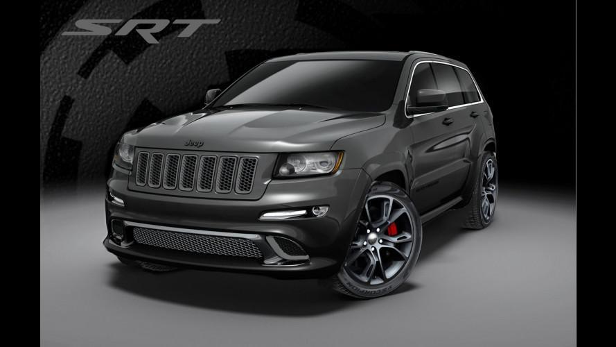 "Jeep Grand Cherokee SRT8 ""Alpine"" e ""Vapor"""