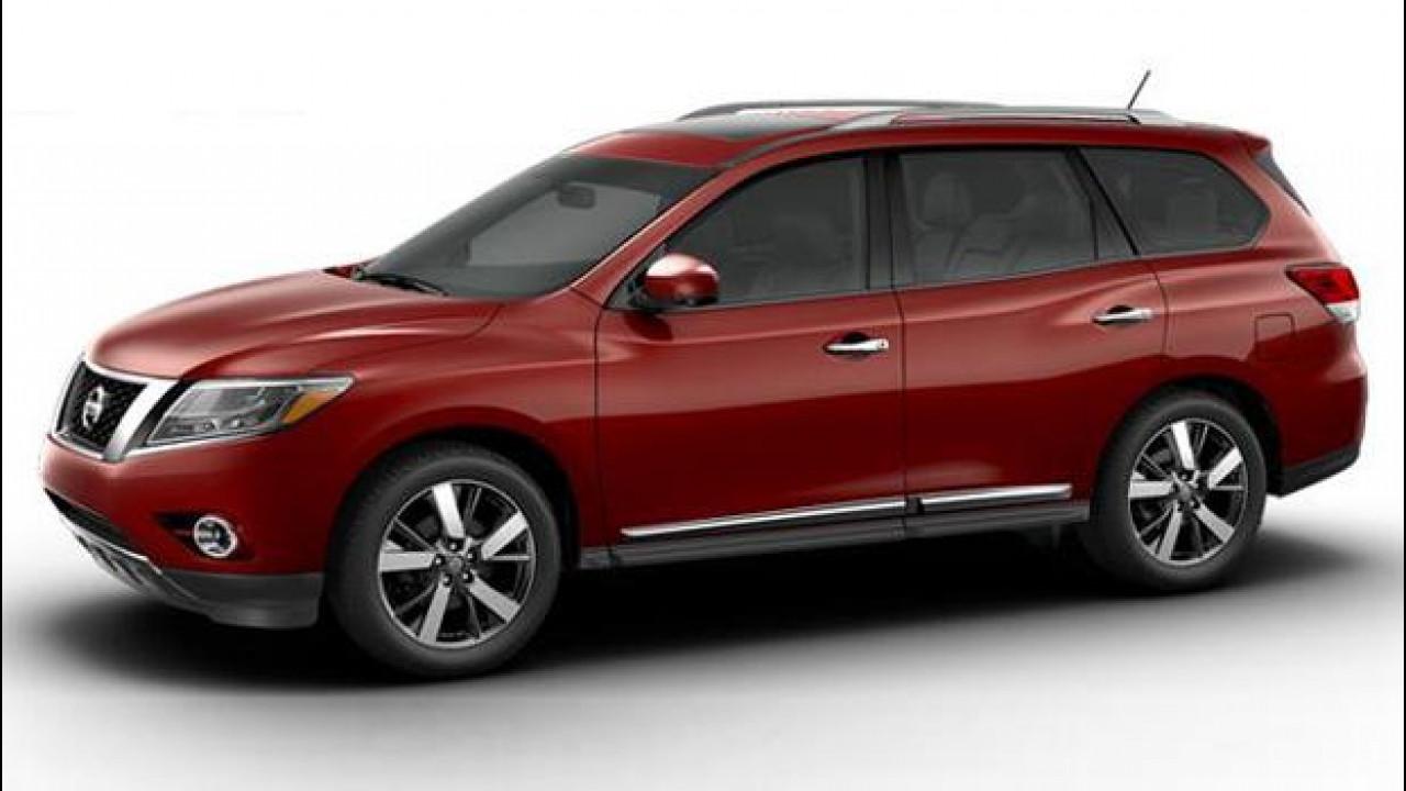 [Copertina] - La nuova Nissan Pathfinder si svela su Facebook