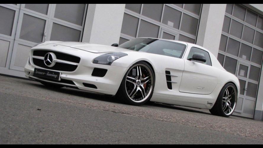 Mercedes SLS AMG by Senner Tuning
