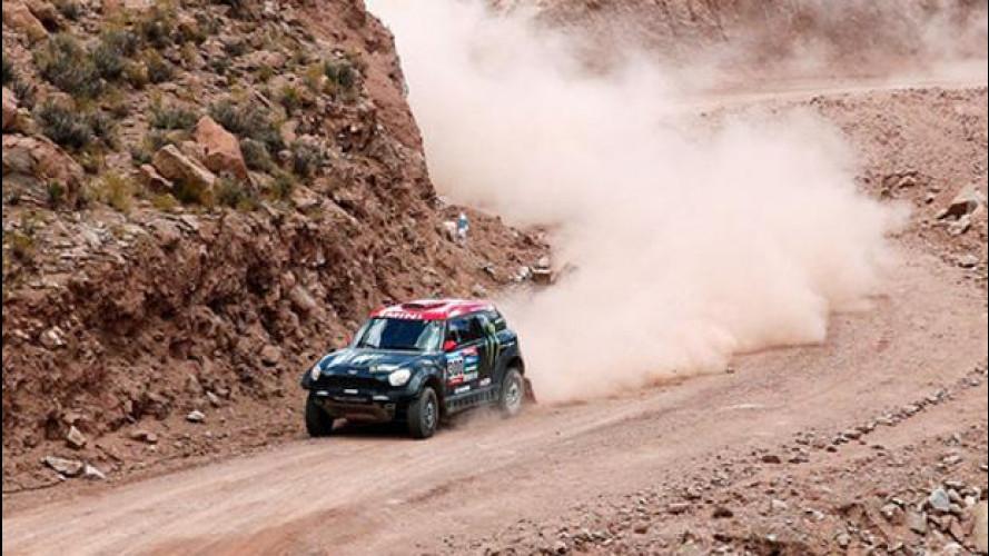 Dakar 2015, Nani Roma si ritira
