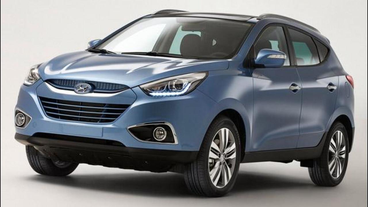 """[Copertina] - Hyundai ix35 """"Model Year 2014"""""""