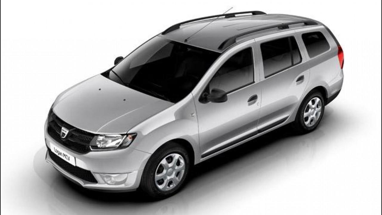 [Copertina] - Nuova Dacia Logan MCV