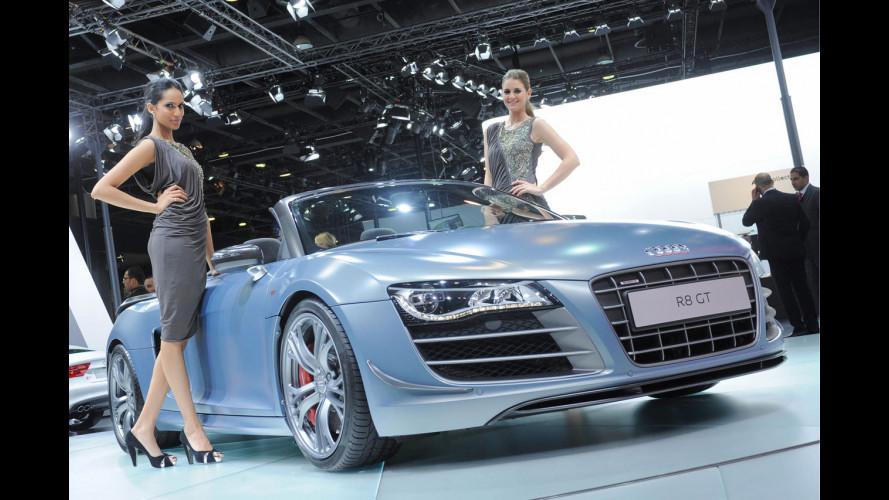 Oltre 120.000 visitatori per il Qatar Motor Show 2012