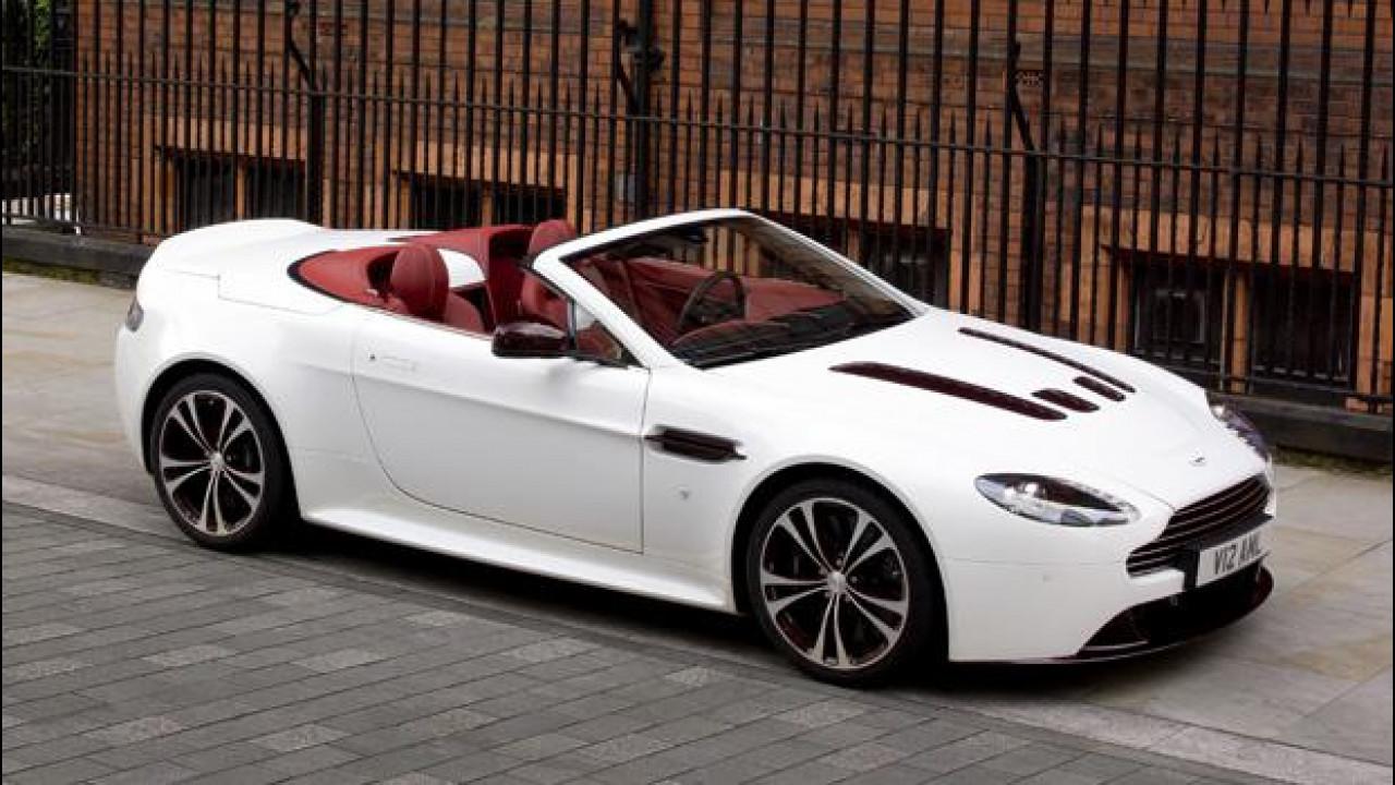 [Copertina] - Aston Martin V12 Vantage Roadster