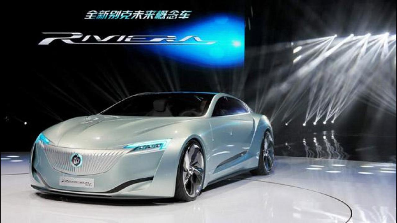 [Copertina] - Buick Riviera Concept