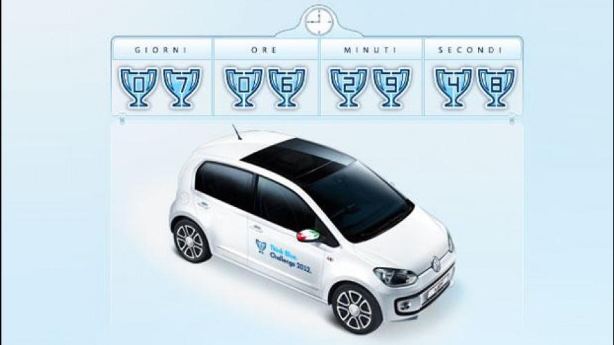 Volkswagen Think Blue Challenge, vince chi consuma meno