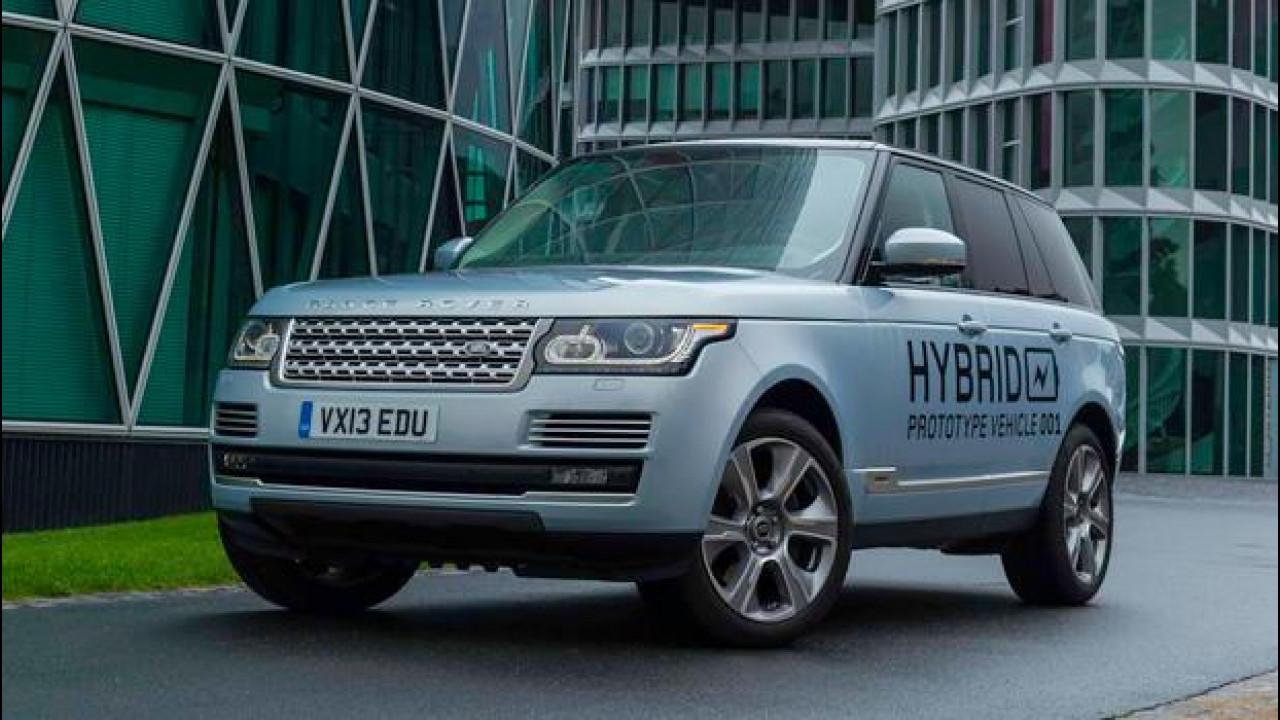 [Copertina] - Range Rover Hybrid e Sport Hybrid