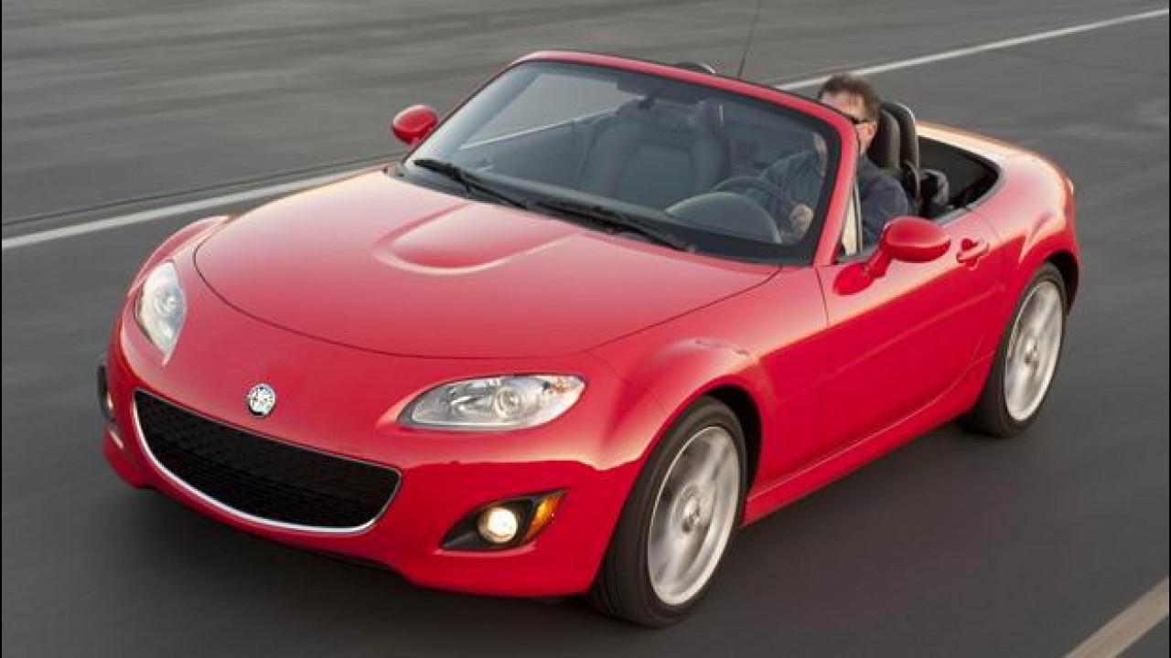 [Copertina] - Alfa Romeo torna alla trazione posteriore con la Mazda MX-5