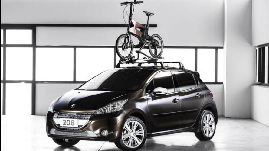 Peugeot 208 Natural ed Urb, concept tra natura e città