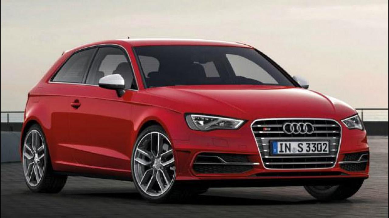 [Copertina] - Audi S3 e S3 Sportback, i prezzi