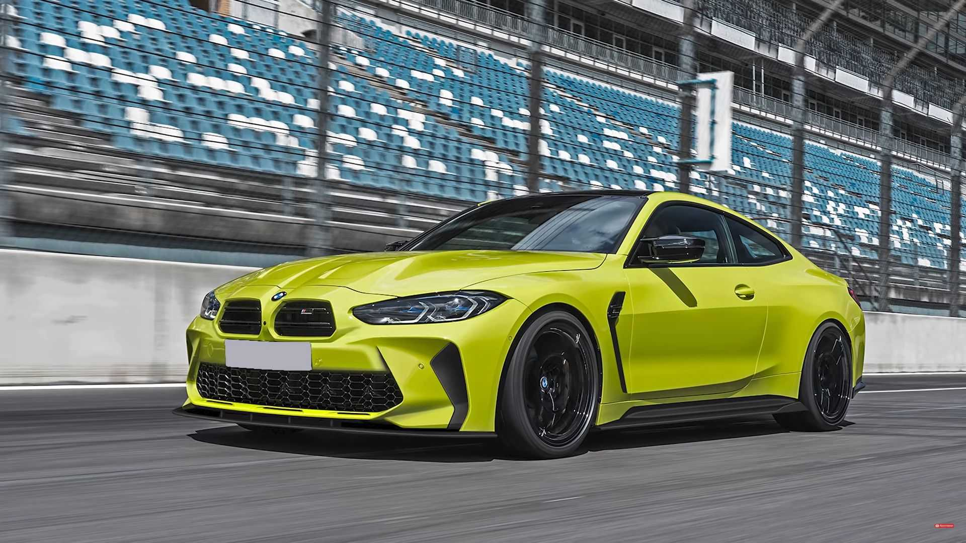 Bmw M4 S Massive Grille Already Getting Aftermarket Makeovers