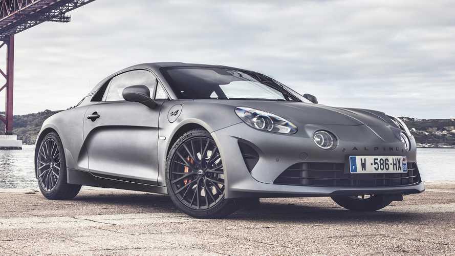 """De Meo vuole trasformare il marchio Alpine in una """"mini Ferrari"""""""