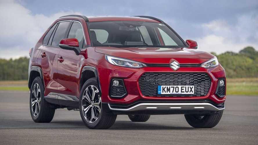 Suzuki Across (2020): Umgebadgte Version des Toyota RAV4 PHEV startet