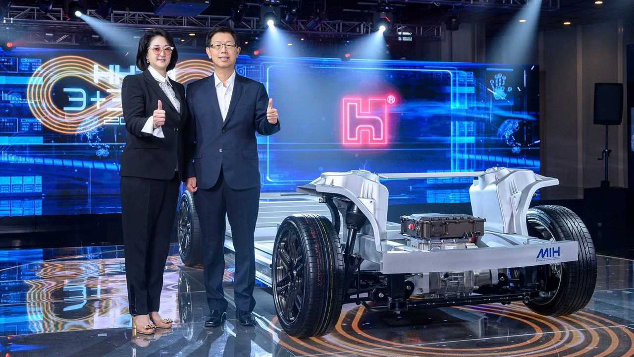 Foxxconn MIH plataforma carros eletricos (1)