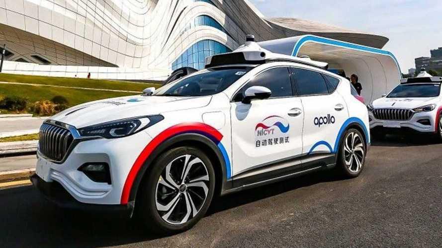 'Google chinês' não brinca em serviço: Baidu também fará um carro elétrico
