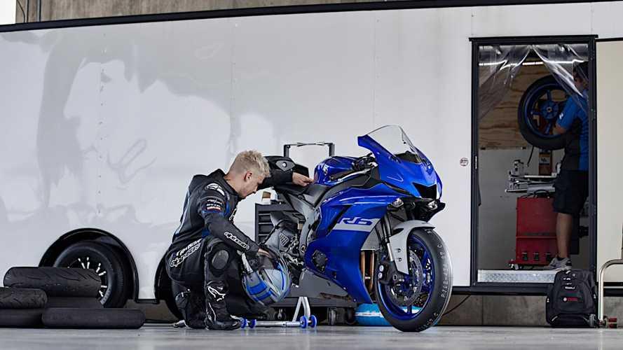 2021 Yamaha R6 RACE