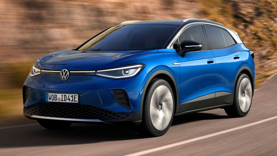 2021 Volkswagen ID.4 Revealed: Electric Range, Design, Price, Photos
