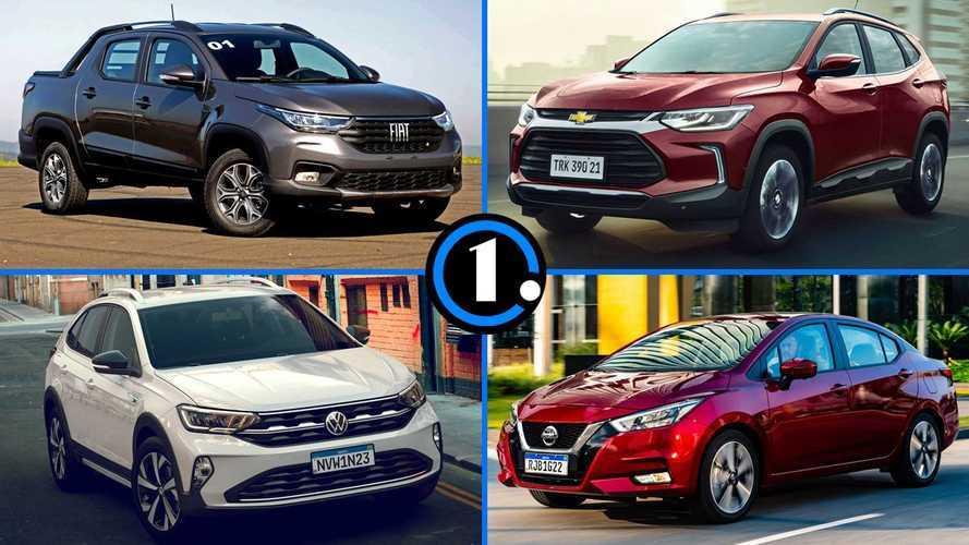 Opinião: quais foram os principais carros de 2020, segundo nossos avaliadores?