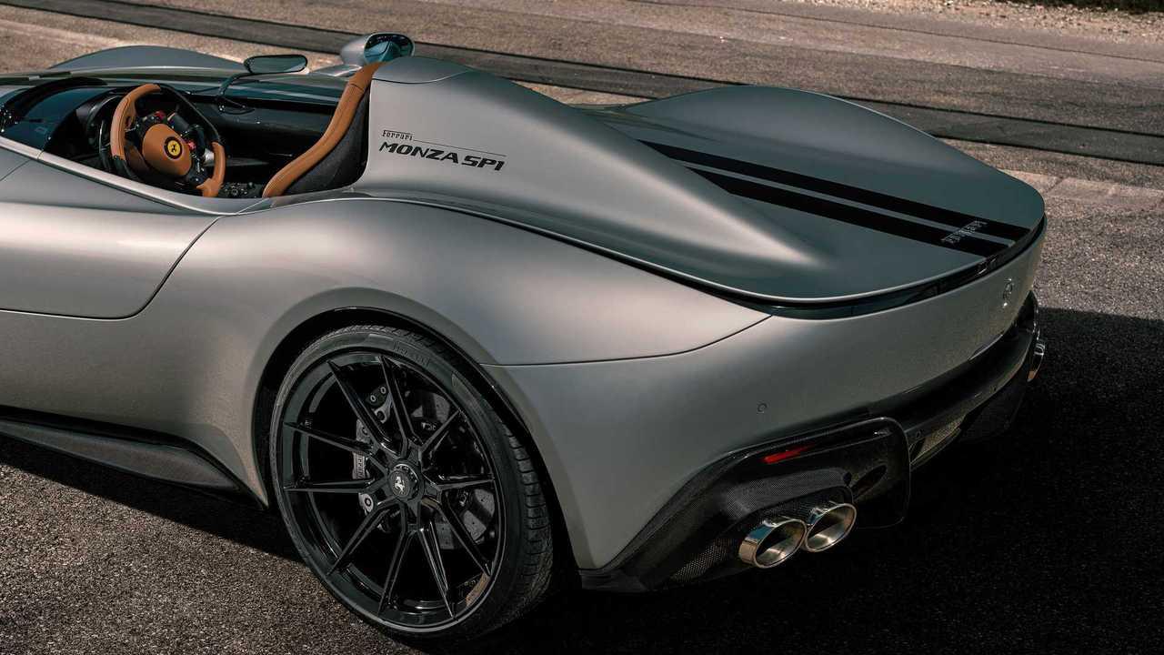 Ferrari Monza Sp1 By Novitec Gives The One Seater 833 Horsepower