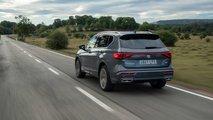 SEAT Tarraco FR 2020, primera prueba