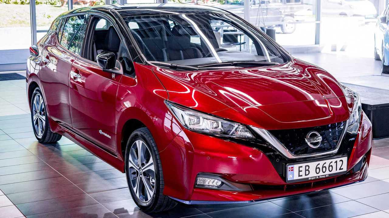 Nissan LEAF - 500 mil unidades