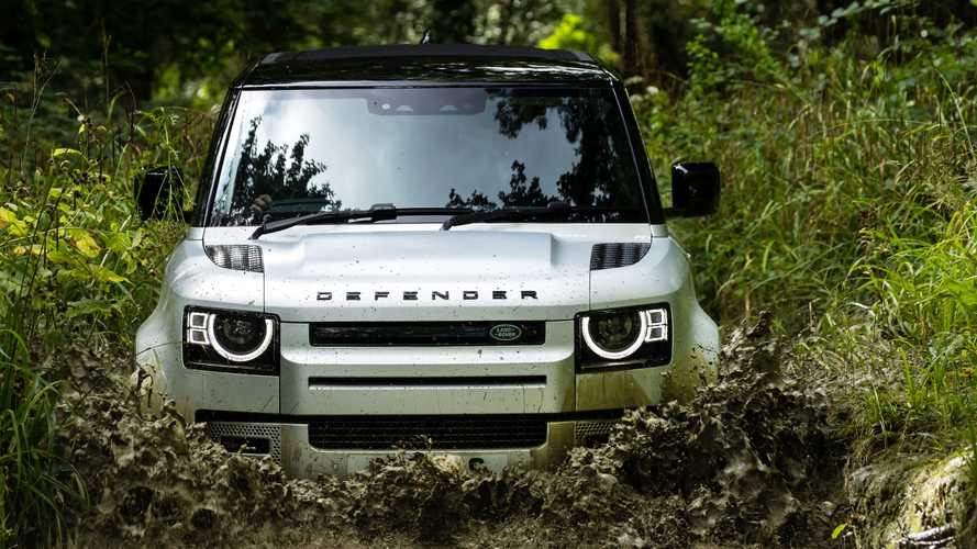 Land Rover Pisahkan Defender dan Discovery dengan Platform Beda