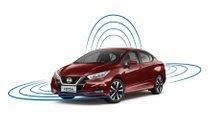 Novo Nissan Versa - Acessórios
