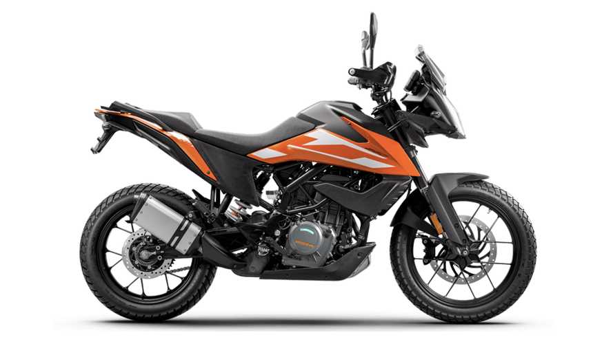 New 2021 KTM 250 Adventure Shows Up Online In India