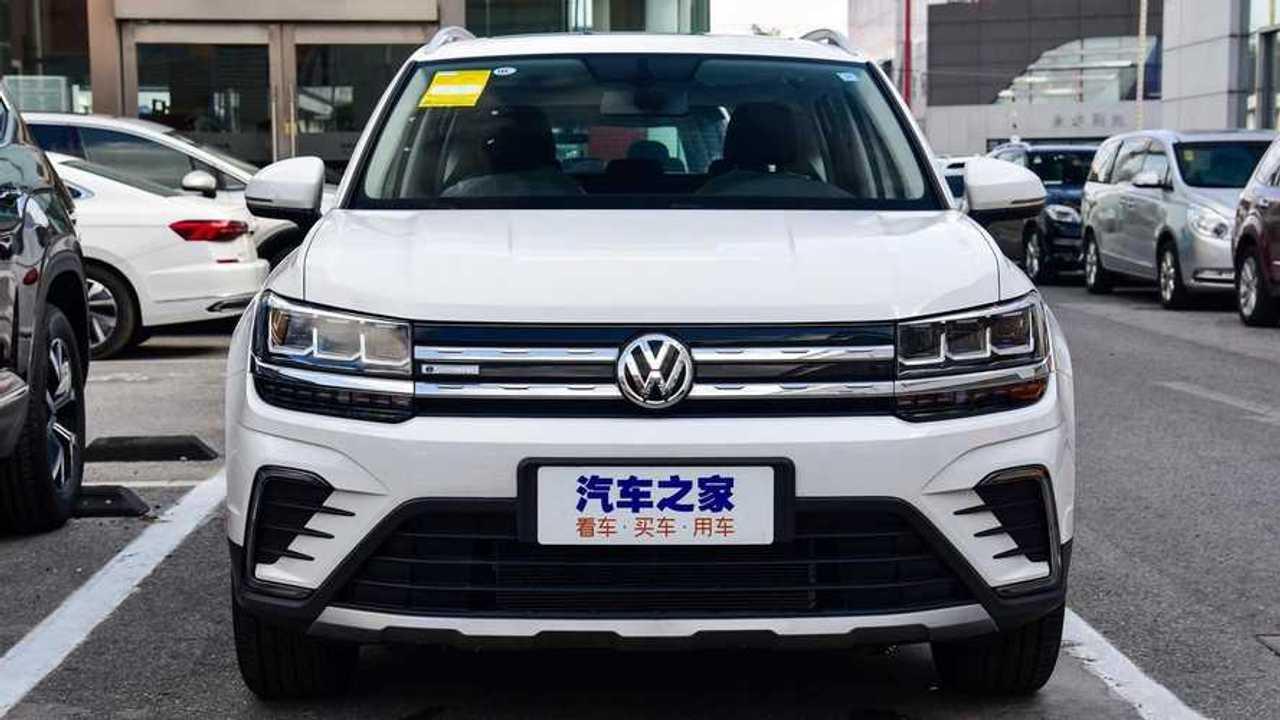 Volkswagen e-Tharu (Taos elétrico)