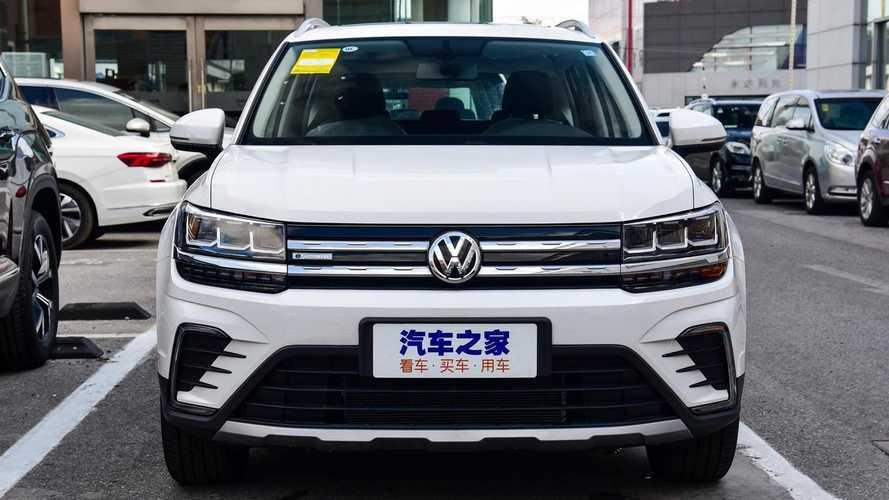 Irmão do Volkswagen Taos aparece ao vivo na versão 100% elétrica pela 1ª vez