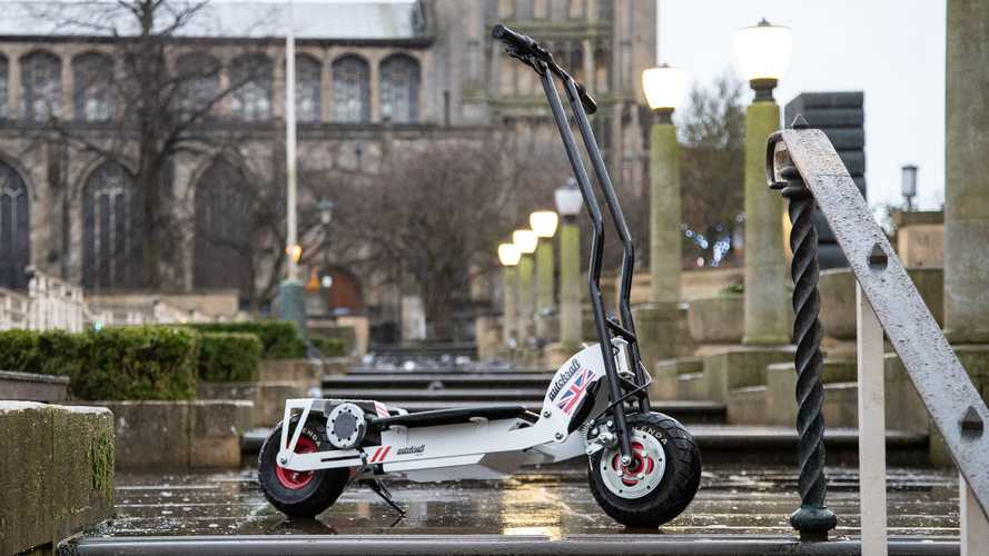 AC Cars Moves Away From Gas-Guzzling Past With New Electric Scooter