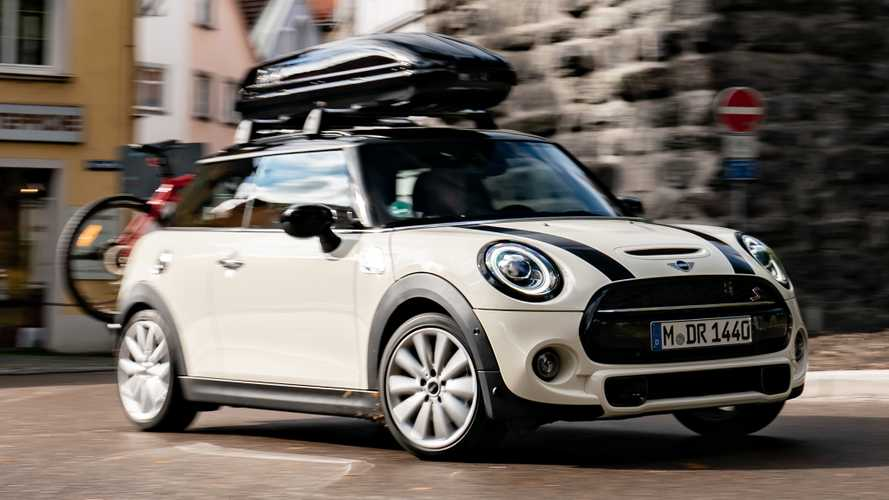Mini says next-gen 3-door hatch will wear a modern design