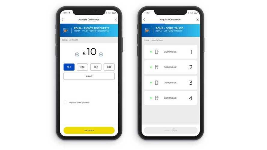 Come fare il pieno di carburante con l'app Postepay