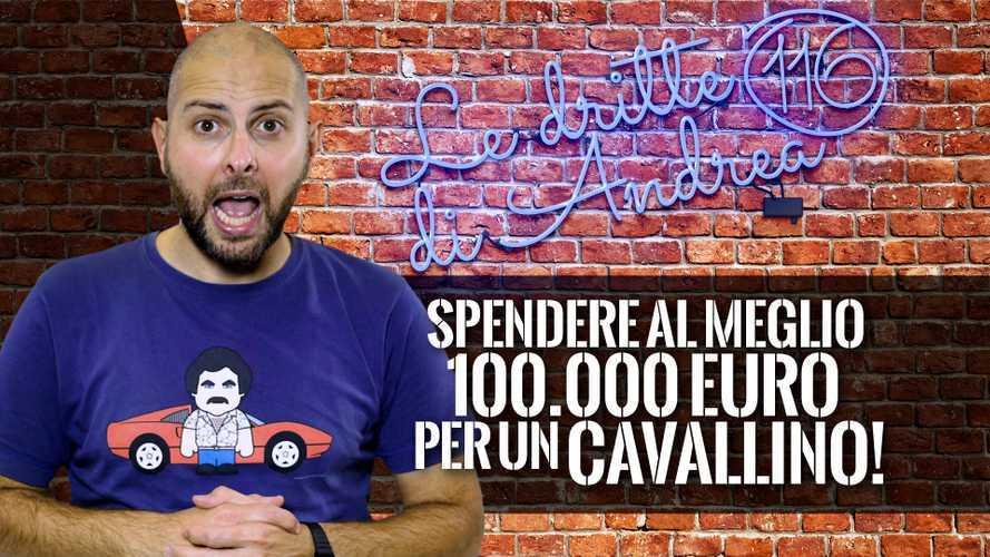 La Ferrari usata da comprare con 100.000 euro