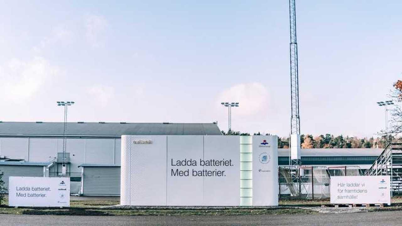 Northvolt energy storage system