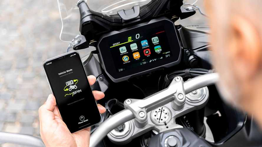 Bosch Launches New Split-Screen Display Tech For Bikes