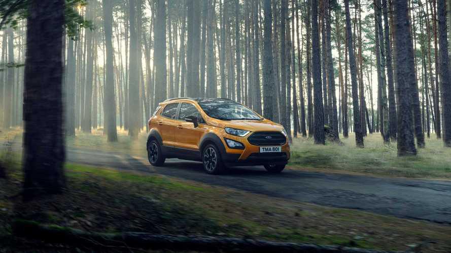 El Ford EcoSport Active 2021 ya está a la venta, desde 24.100 euros