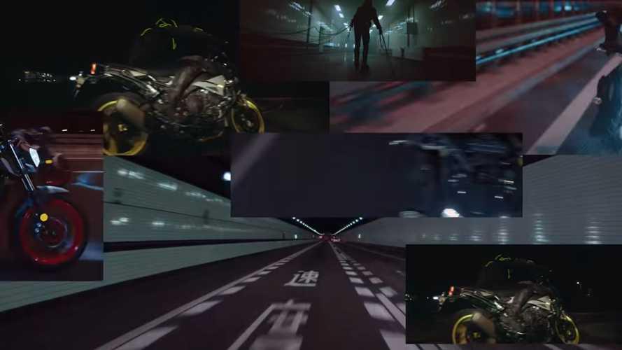 Yamaha MT-09, arriva la terza generazione [VIDEO]