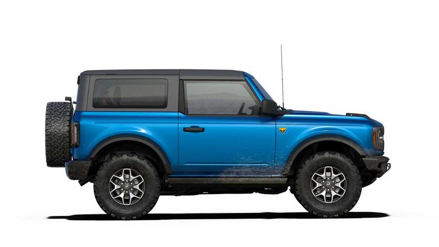2021 Ford Bronco Configurator