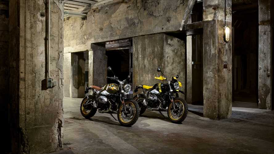 BMW Motorrad Hits Second Best Sales Record In 2020