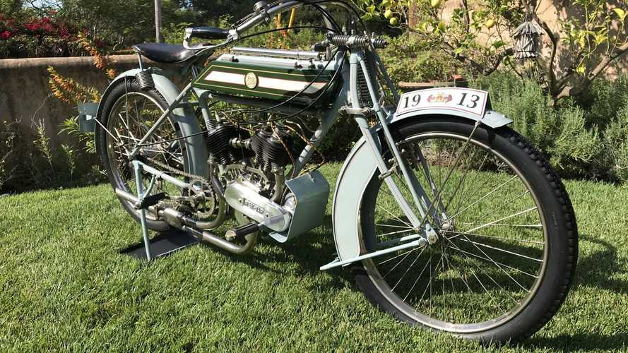This Rare 1913 Rex-JAP Brampton Special Is Looking For A New Home